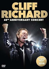 Cover Cliff Richard - 60th Anniversary Concert [DVD]